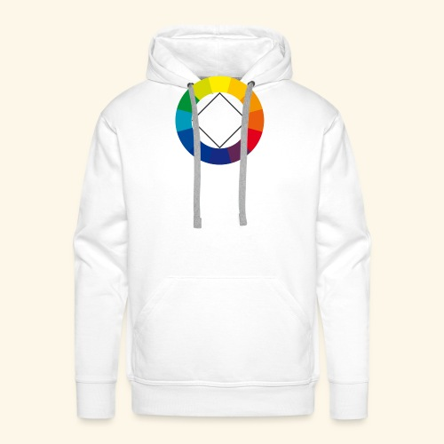 farbkreis - Männer Premium Hoodie