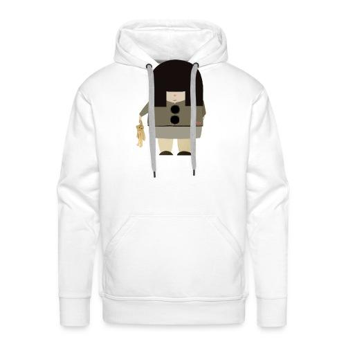 Mia Miam - Sweat-shirt à capuche Premium pour hommes