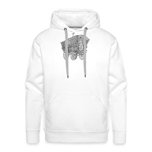 Woonwagen - Mannen Premium hoodie