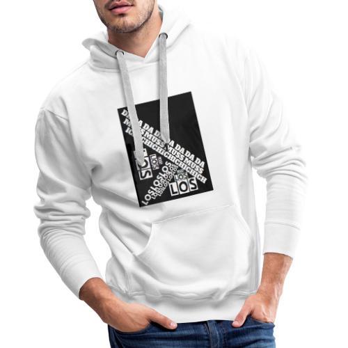 DA MUSS ICH LOS - Männer Premium Hoodie