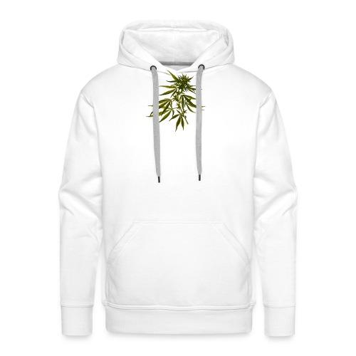 Kärma Streeatwear - Cannabis - Felpa con cappuccio premium da uomo