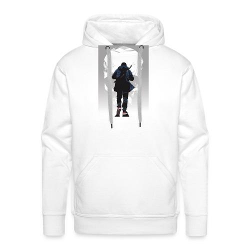 DreaMLanD - Sweat-shirt à capuche Premium pour hommes