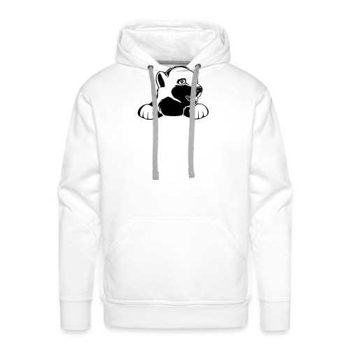ijsbeer shirt - Mannen Premium hoodie