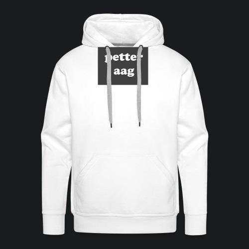 Petter1 - Premium hettegenser for menn