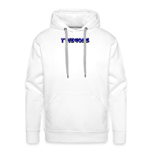Tyvegods_iphone deksel 4/4s - Premium hettegenser for menn