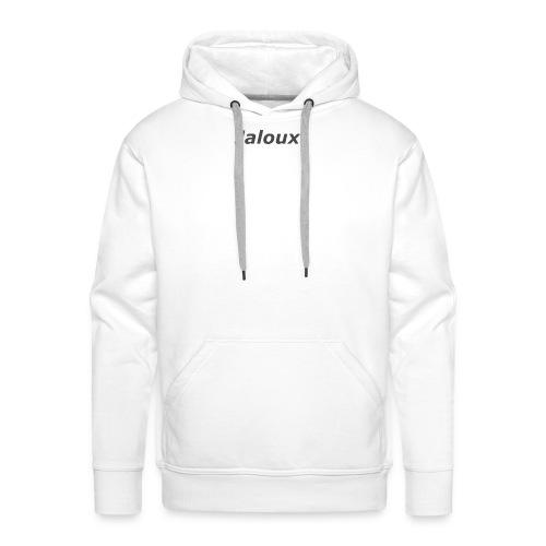 jaloux - Sweat-shirt à capuche Premium pour hommes