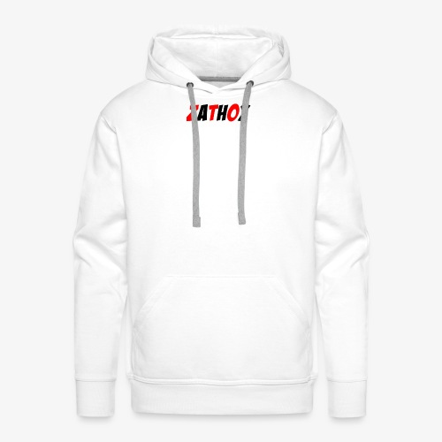 het is een Logo vormen ons koninkrijk / youtube kanaal - Mannen Premium hoodie
