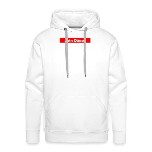 Dåsen - Herre Premium hættetrøje