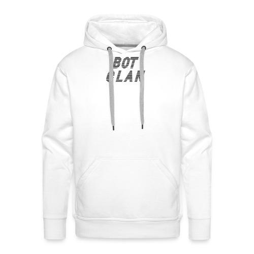 BOT CLAN MERCH - Mannen Premium hoodie