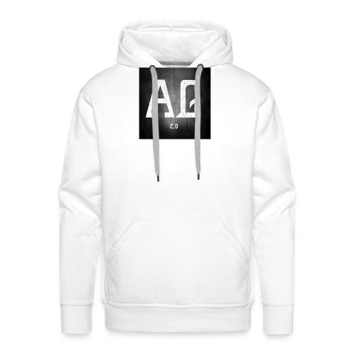 AGLOGO20-png - Mannen Premium hoodie