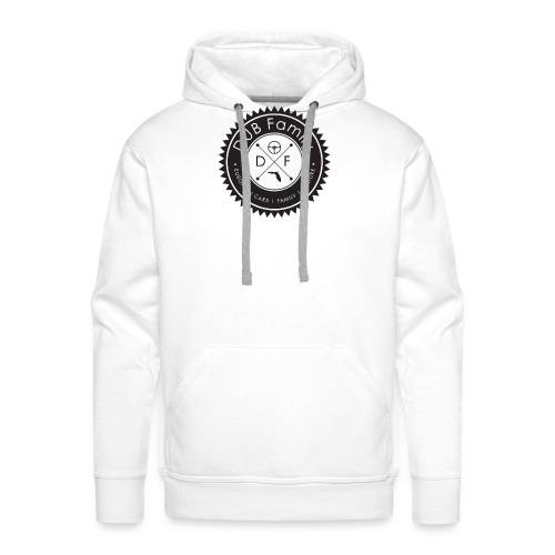 DUB Family General - Mannen Premium hoodie
