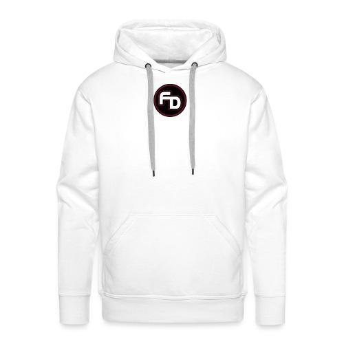 FreeDerping T-Shirt Vrouw - Men's Premium Hoodie