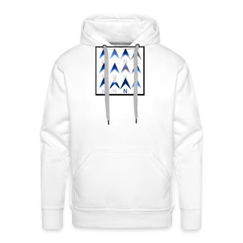 Noordpijlen - Mannen Premium hoodie