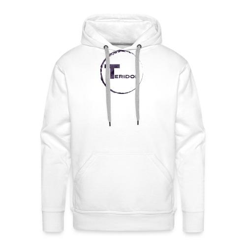 TERIDON Base Ball Shirt - Mannen Premium hoodie