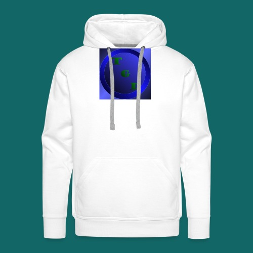 TheGamingDjes Mok - Mannen Premium hoodie