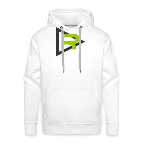 T-shirt Retech New logo - Sweat-shirt à capuche Premium pour hommes