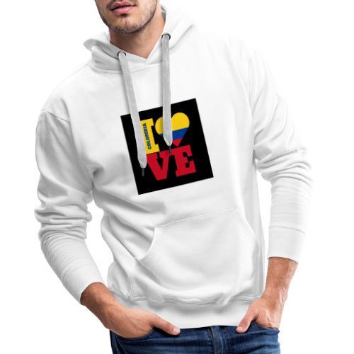 Your Online Store - Männer Premium Hoodie
