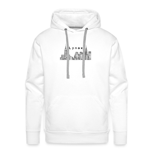Lynax - Sweat-shirt à capuche Premium pour hommes