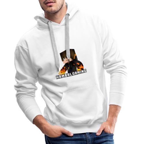 HambalGaming Merch - Herre Premium hættetrøje