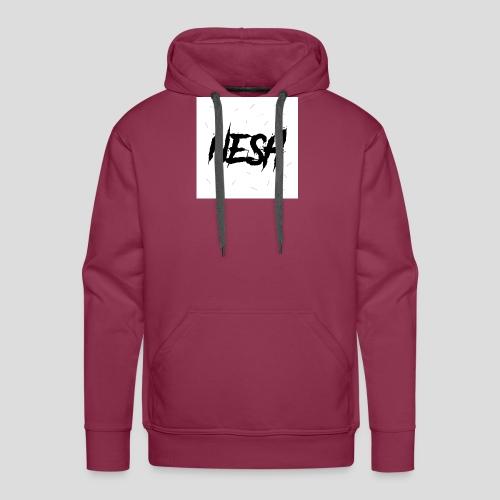 Nesh Logo - Männer Premium Hoodie