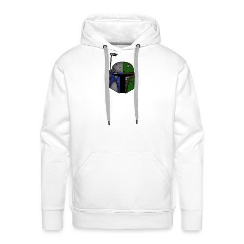 Fett - Sweat-shirt à capuche Premium pour hommes