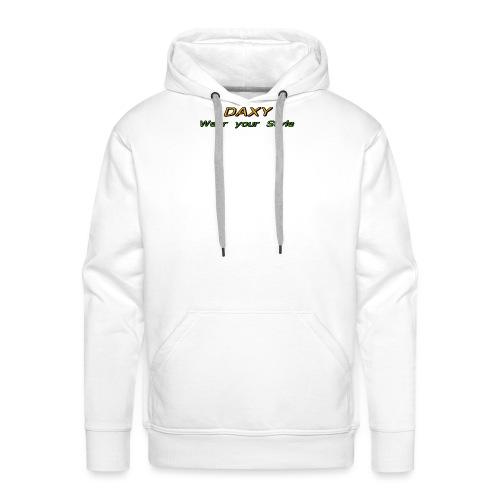 Herren Sixpack Shirt von DAXY - Männer Premium Hoodie