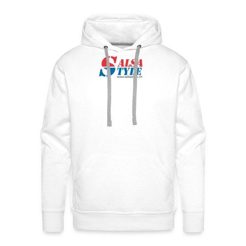 Salsa Style - Sweat-shirt à capuche Premium pour hommes