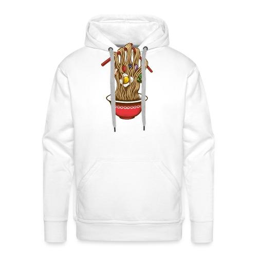 Infinity Noodles - Men's Premium Hoodie