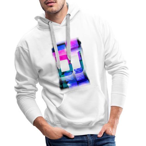 DJ by Florian VIRIOT - Sweat-shirt à capuche Premium pour hommes