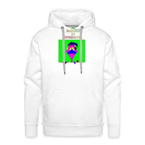 NORMALT - Männer Premium Hoodie