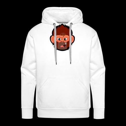 PoGo Mask t-shirt - Herre Premium hættetrøje