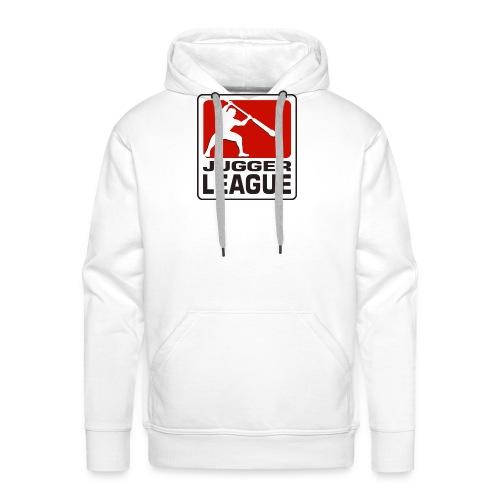 Jugger LigaLogo - Männer Premium Hoodie