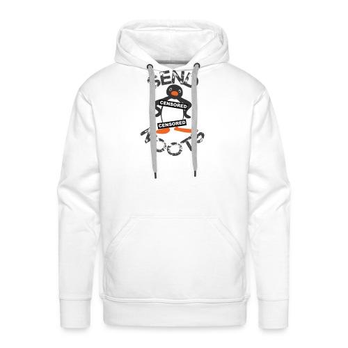 Noot Noot Pingu - Men's Premium Hoodie