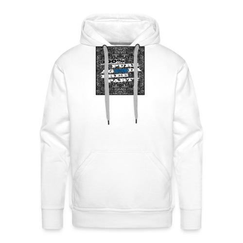 300% - Sweat-shirt à capuche Premium pour hommes