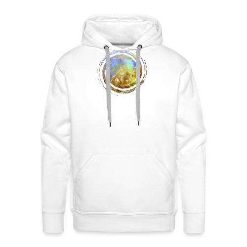 Opal Spirale - Männer Premium Hoodie