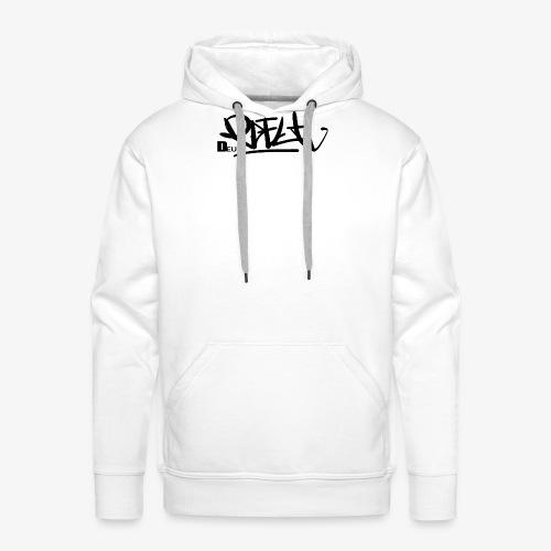 Tapis de souris En deux deuh graffiti - Sweat-shirt à capuche Premium pour hommes