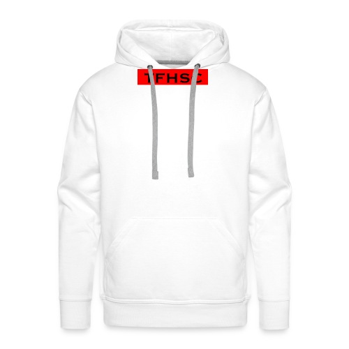 The Red TFHSC Logo - Men's Premium Hoodie