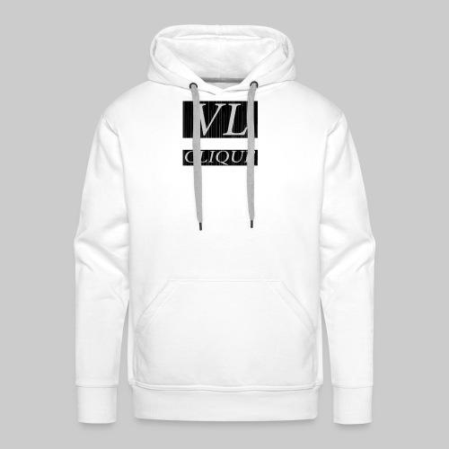 VL CLIQUE - Slim fit T-shirt - Premiumluvtröja herr