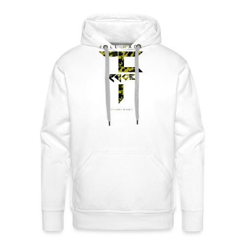 Full Rage Design 7 - Sweat-shirt à capuche Premium pour hommes