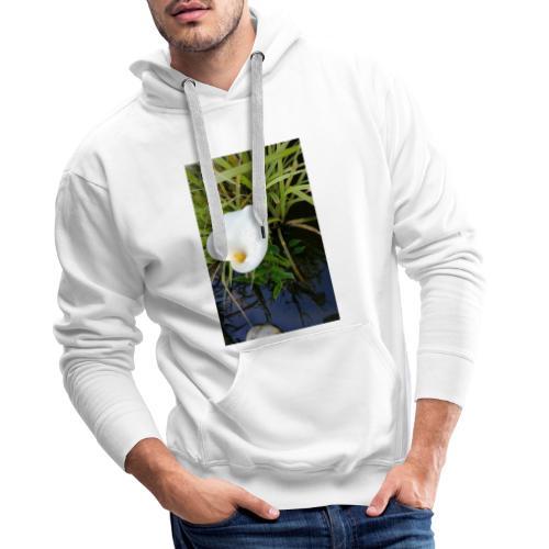 Wasserblume CALA - Männer Premium Hoodie