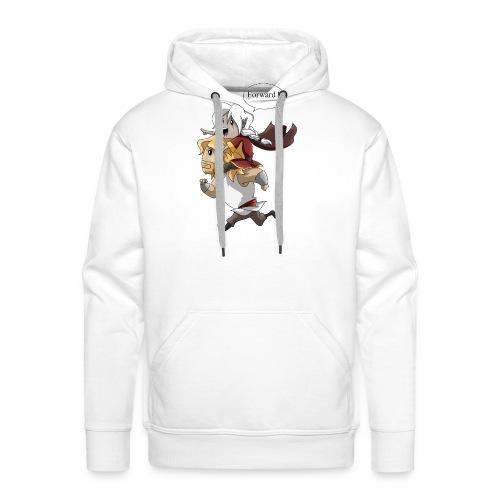 Soif d'Aventures. - Sweat-shirt à capuche Premium pour hommes