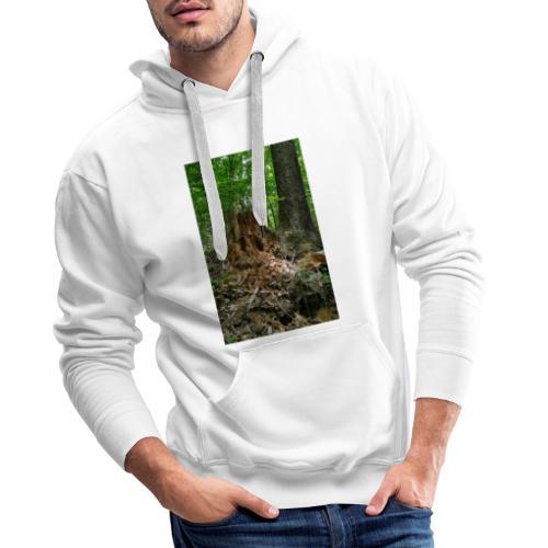 Strunk in Forest - Männer Premium Hoodie