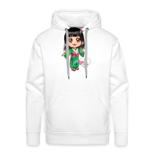 Rosalys crossing - Sweat-shirt à capuche Premium pour hommes