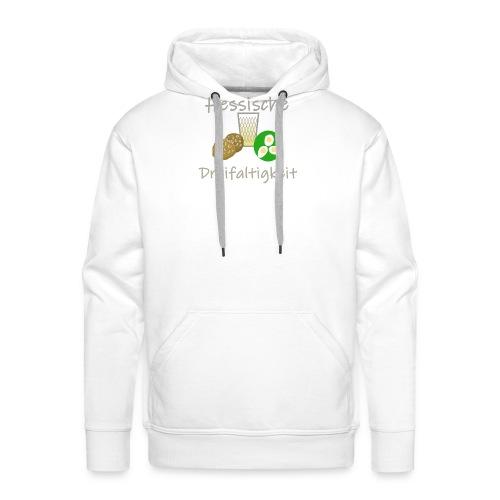 Hessische Dreifaltigkeit - Männer Premium Hoodie