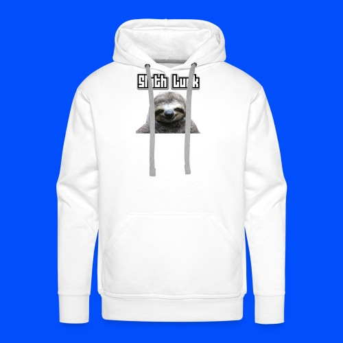 Sloth Luck - Men's Premium Hoodie