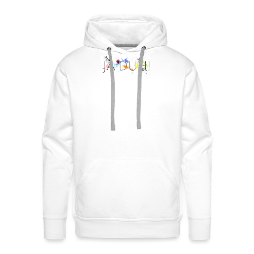 Ja Duh! Merchandise Mula B Meesterplusser - Mannen Premium hoodie