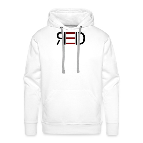 RED Black Edition - Männer Premium Hoodie