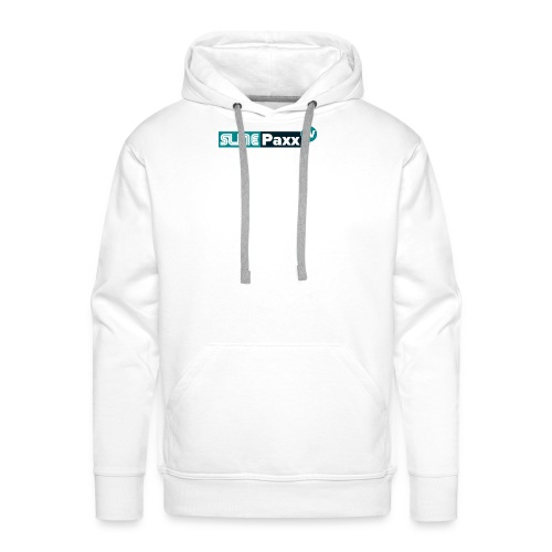Logo SlinePaxxTV - Männer Premium Hoodie