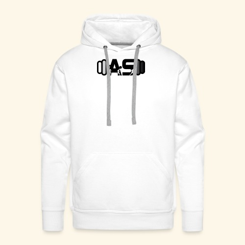 AS Logo - Men's Premium Hoodie