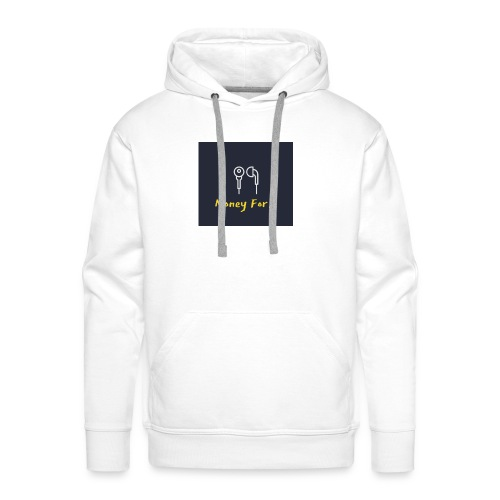 Money For Logo - Men's Premium Hoodie